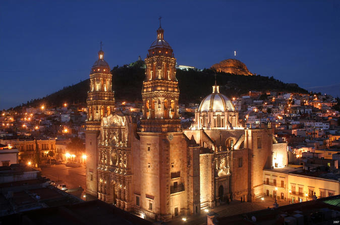 Colonial Treasures: San Miguel de Allende, Guanajuato, Zacatecas and Guadalajara