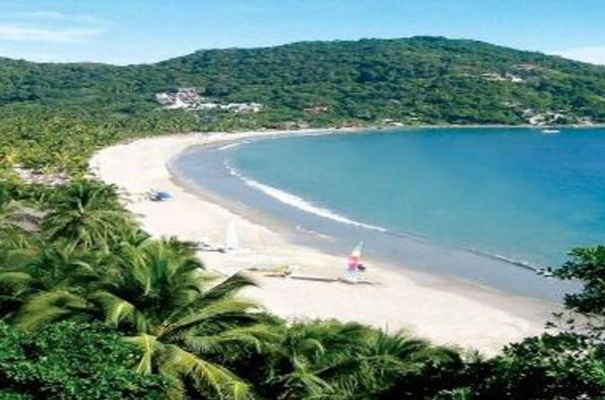 Ixtapa shore excursion las gatas beach half day tour in ixtapa 50232