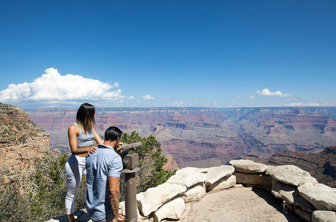 Grand Canyon : visite de luxe du plateau sud en avion