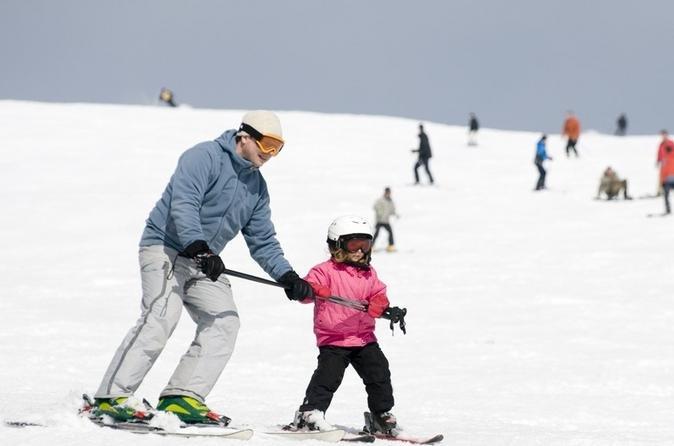 Aula de esqui em Bariloche