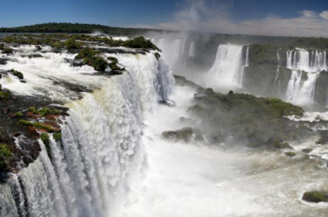 Brazilian side of iguassu falls half day sightseeing tour from puerto in puerto iguazu 103419
