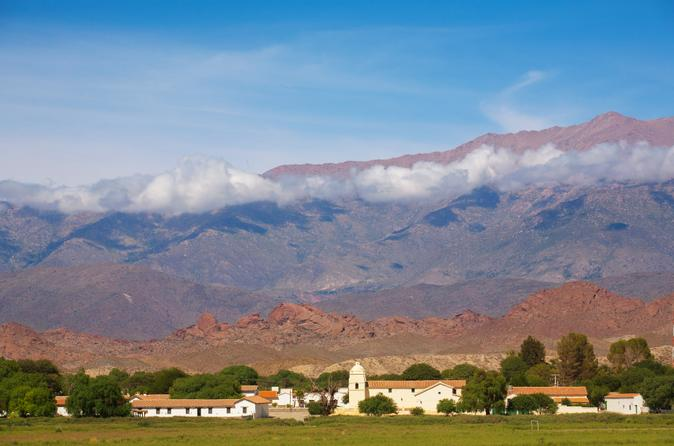Calchaqu valley scenic drive and day trip to cachi from salta in salta 155519