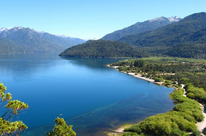 Day Trip to El Bolson and Pueblo Lake from Bariloche