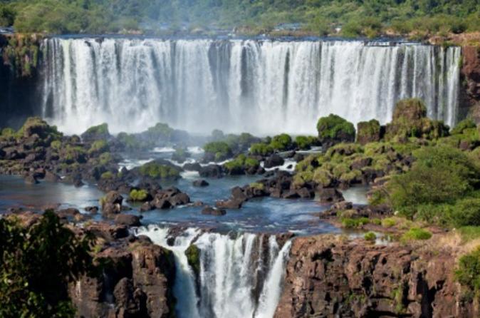Excursão turística de 2 noites nas Cataratas do Iguaçu