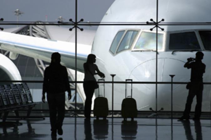 Puerto Iguazú Round-Trip Airport Transfer