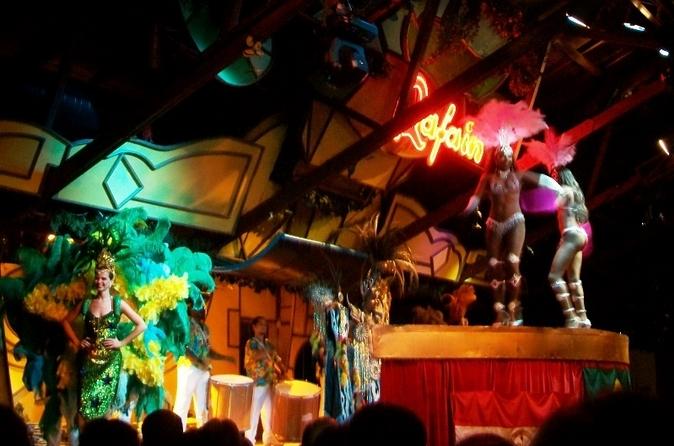 Show folclórico com jantar em Foz do Iguaçu partindo de Puerto Iguazú