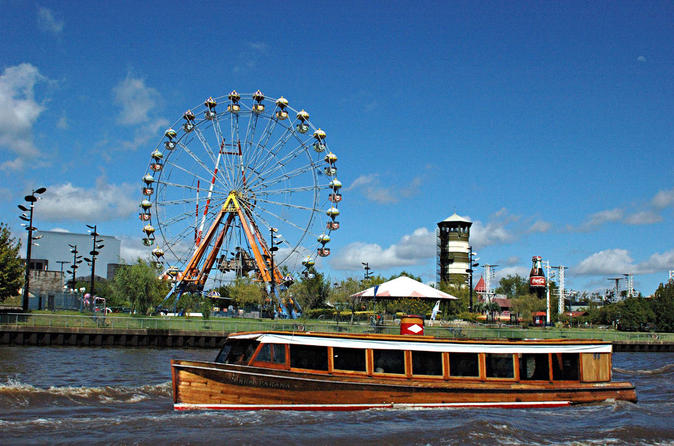 Tigre tour with riverfront lunch in buenos aires 249183