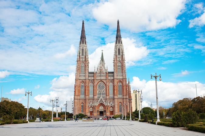 Viagem de um dia a La Plata saindo de Buenos Aires