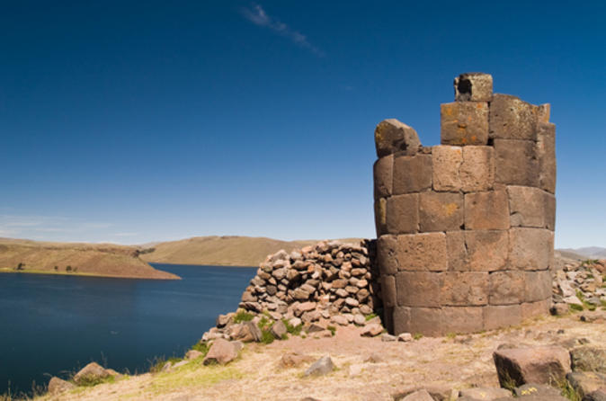 Half day trip to sillustani from puno in puno 108882