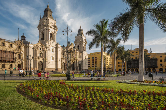 Larco Museum and Lima Historic Center