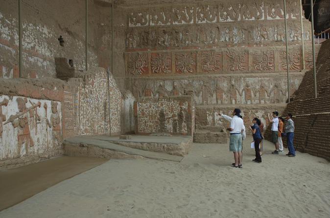 Private tour el brujo archeological complex in trujillo 154971