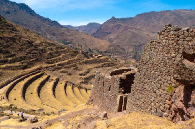 Sacred Valley, Pisac and Ollantaytambo Full-Day Tour from Cusco