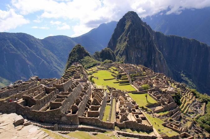 Tagesausflug nach Machu Picchu ab Cusco