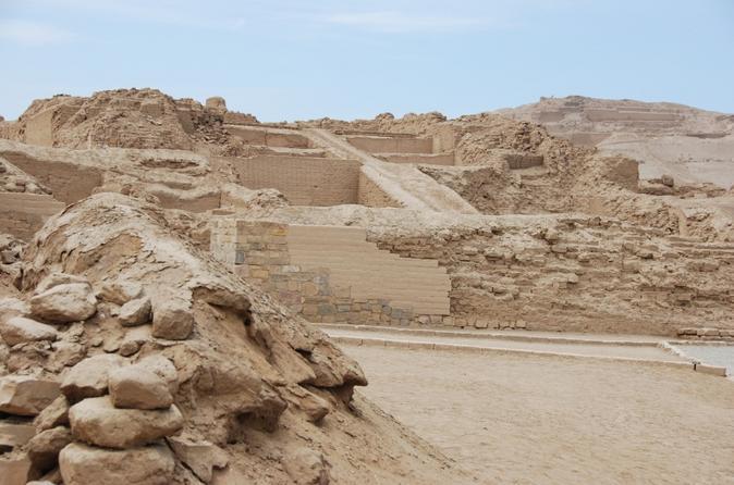 Tempel von Pachacamac