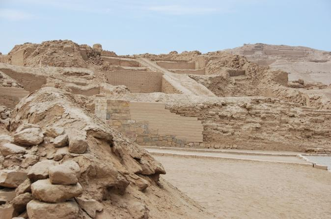 Temple of pachacamac half day tour from lima in lima 124344