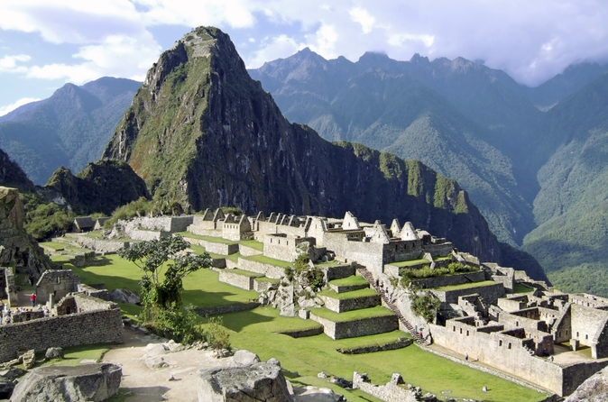 Trem de luxo Hiram Bingham para Machu Picchu
