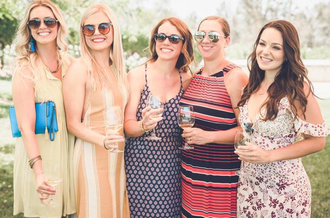 All-Inclusive Wine Tasting Tour - Santa Barbara