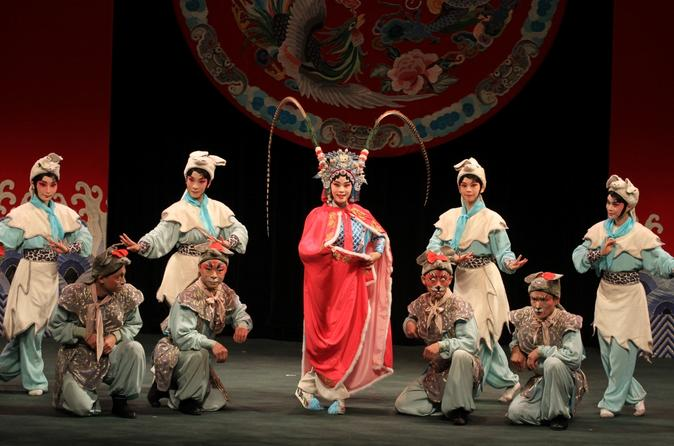 TaipeiEYE Traditional Chinese Opera Show Ticket