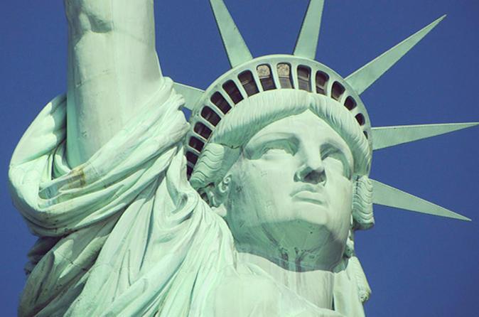 Excursão guida para a Estátua da Liberdade e Ilha Ellis