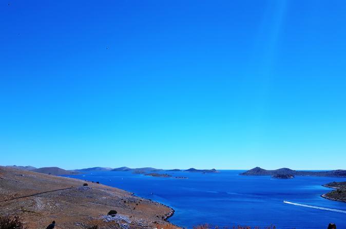 Full-Day Kornati Islands by Boat from Zadar