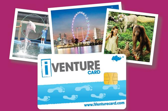 Forfait See Singapore Attraction Pass