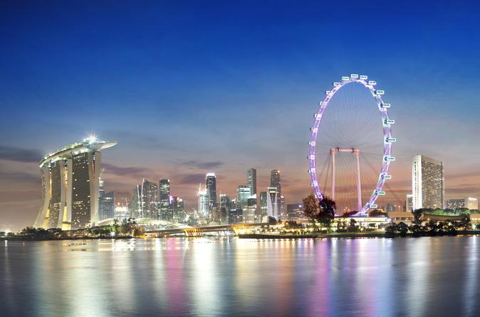 Passe flexível para atrações de Cingapura com entrada no Universal Studios de Cingapura (opcional)
