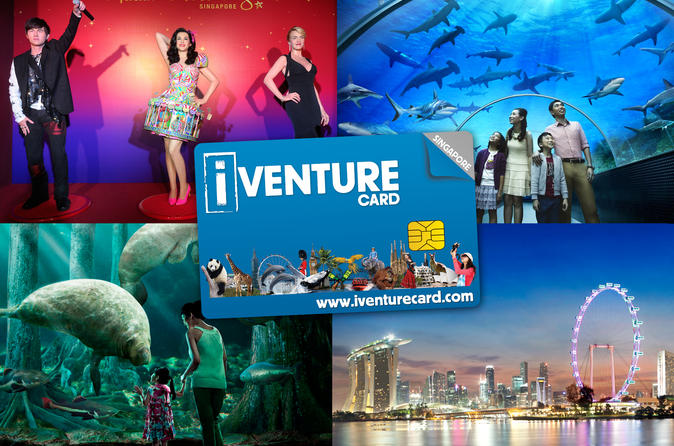 Singapore flexi attractions pass with optional universal studios in singapore 221294
