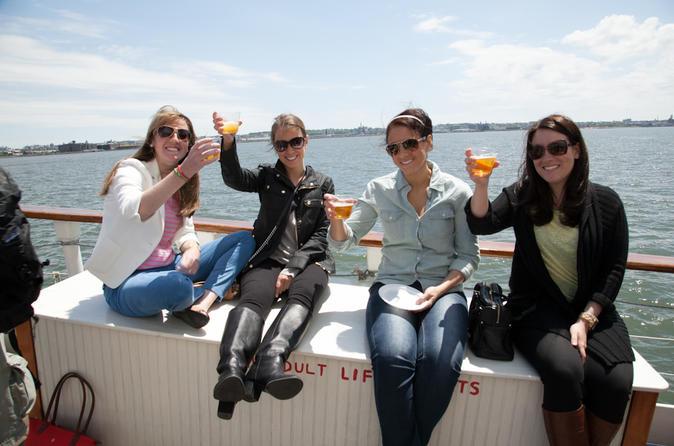 Happy Hour On The Harbor - New York City