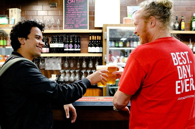 Beer Lovers Melbourne Walking Tour