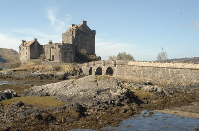 3-Day Isle of Skye and Highlands Tour from Glasgow