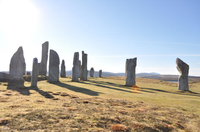 8-Day Hebrides Skye and Highlands Tour from Edinburgh