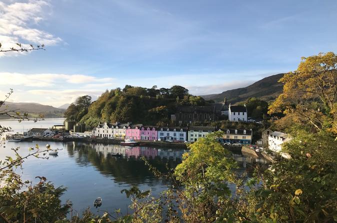 Excursão em pequenos grupos de três dias à Ilha de Skye saindo de Edimburgo