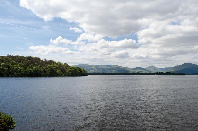 Loch Lomond, Stirling And Glengoyne Distillery Tour From Edinburgh