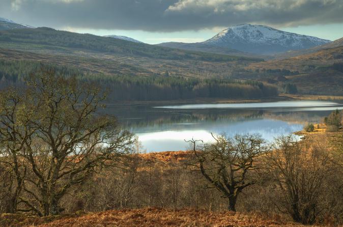 Viagem de um dia para as Terras Altas da Escócia, Lago Ness e Glen Coe saindo de Edimburgo