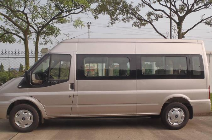 Private Car To Ninh Binh Or Hoa Lu Or Tam Coc Or Trang An For 1 To 11 People - Hanoi