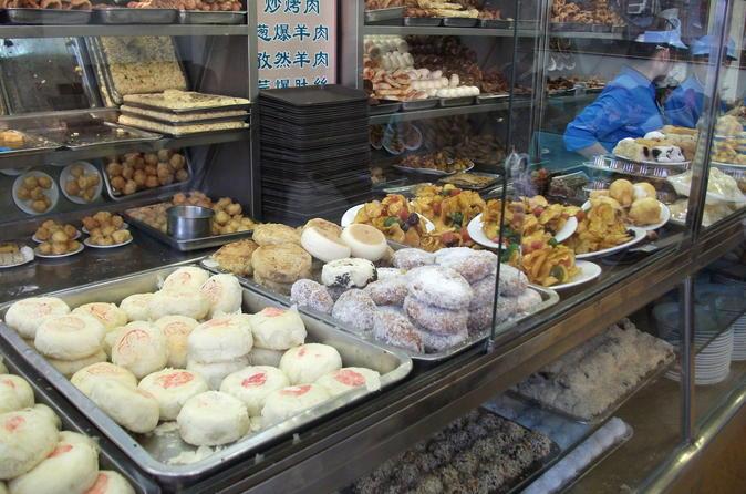 Excursão Noturna para Grupos Pequenos de Comida de Rua de Pequim