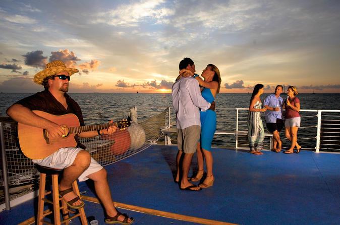 Key West Sunset Party Cruise