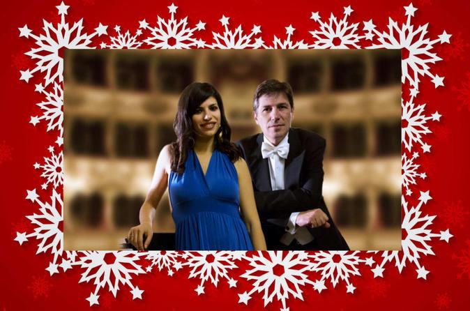Christmas Concert - Opera classics and famous Christmas songs