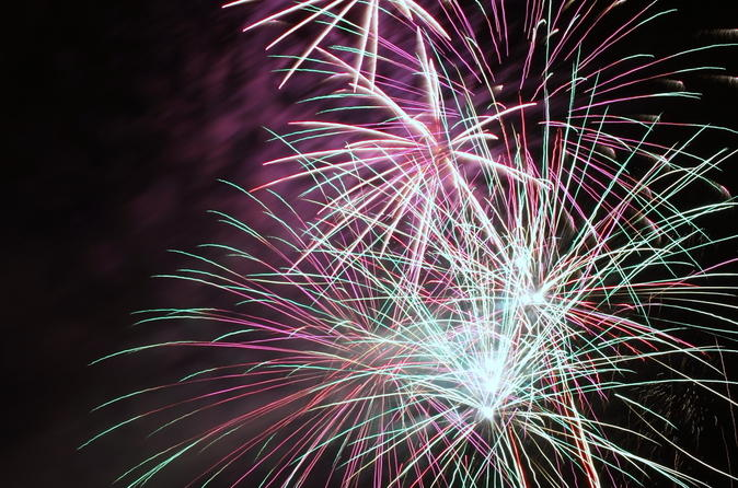 Feuerwerk in Jacksonville FL