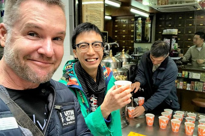 Private Hong Kong Food Tour