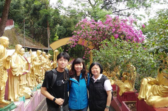 Small-Group Walking Tour of 10,000 Buddhas & Tai Po - Discover Hong Kong Spirit