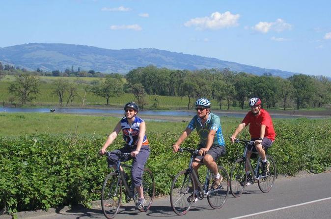 Wine country adventure bike and kayak wine tour in napa 108939