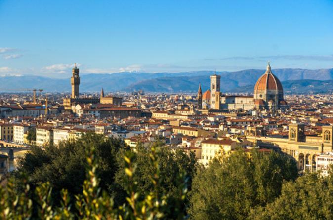 La Spezia Shore Excursion: Private Day Trip to Florence and Pisa Italy, Europe