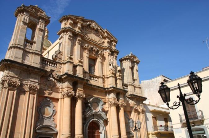 Palermo shore excursion private day trip to segesta erice and marsala in palermo 166614