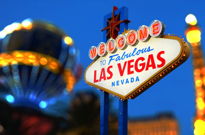 Las vegas lights night tour in las vegas 162788