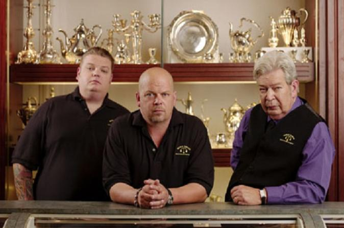 Pawn stars tour of las vegas in las vegas 293887