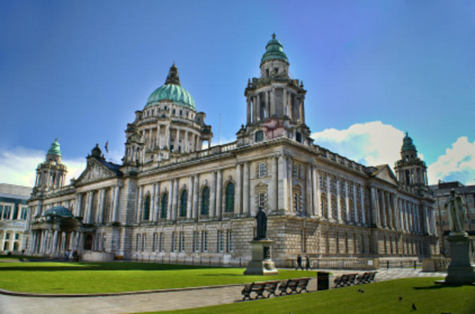 Belfast day trip from dublin in dublin 49330