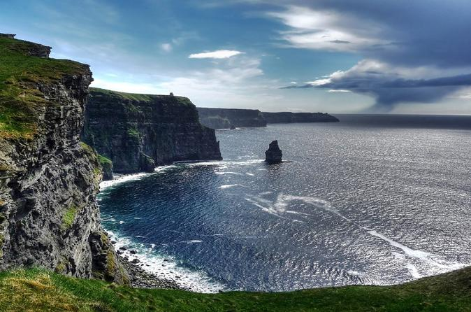 Viagem de um dia pelos penhascos de Moher saindo de Dublin