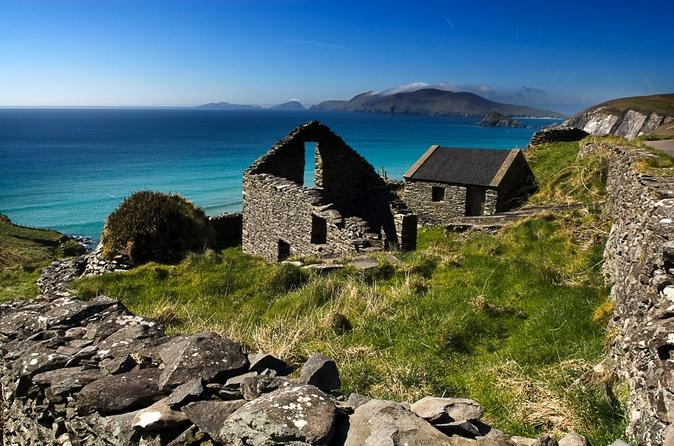 Excursão aos Penhascos de Moher incluindo a rota Wild Atlantic Way e Cidade de Galway saindo de Dublin