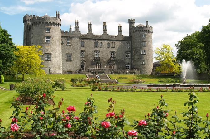 Viagem diurna para Glendalough e Wicklow Mountains partindo de Dublin, Kilkenny City